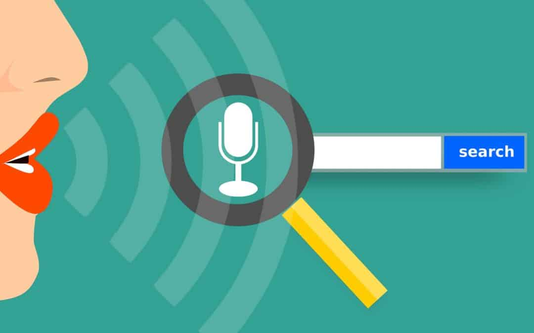 Hey Google: Tell me all about SEO and voice search