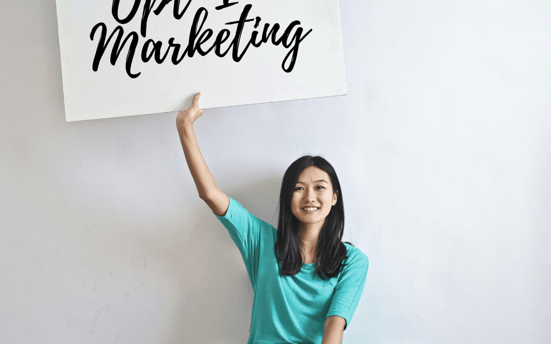 Opt-in Marketing – 5 Simple Ways to Increase Conversion Rates