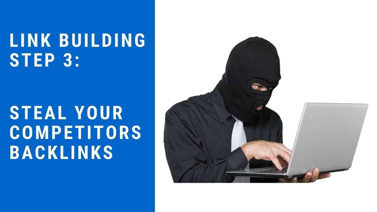 Steal your competitors backlinks