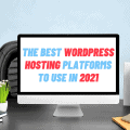 Website Hosting - Best WordPress Hosting in 2021