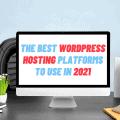 Website Hosting - Best WordPress Hosting in 2021