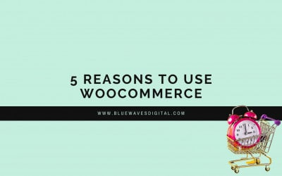 WooCommerce – 5 Reasons You Should Use It