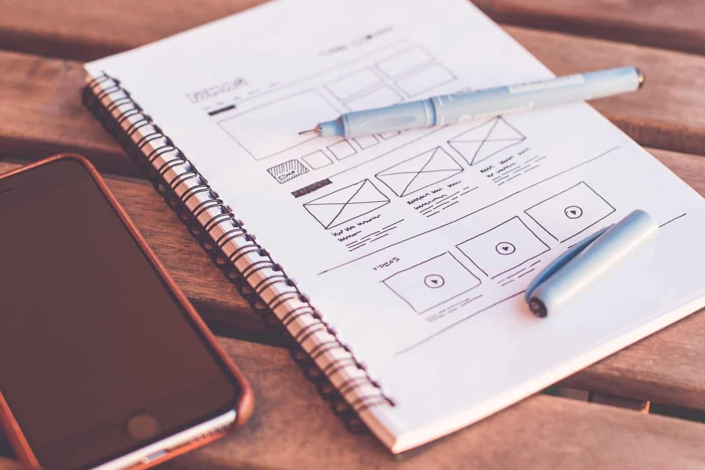 UI Design Rules for Website