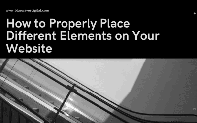 How To Use Website Placement to Increase Conversion Rates