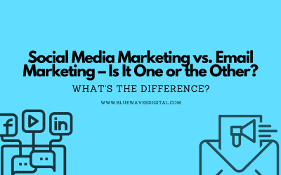 Social Media Marketing vs. Email Marketing – Is It One or the Other?