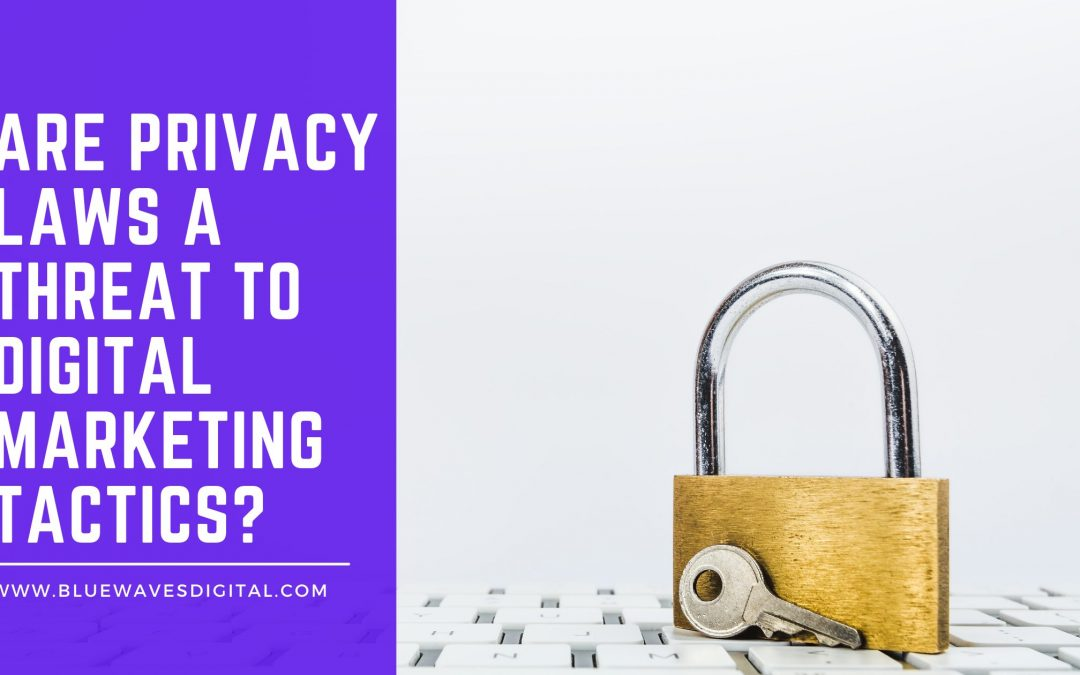Are Privacy Laws a Threat to Digital Marketing Tactics?