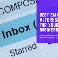 Best Email Autoresponders for Your Business Today