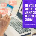 Do You Need a Social Media Manager? Here's How to Know!