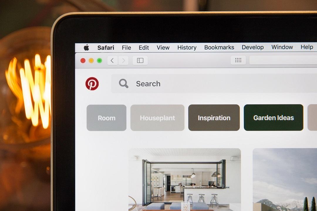 Pinterest search bar - Pinterest SEO