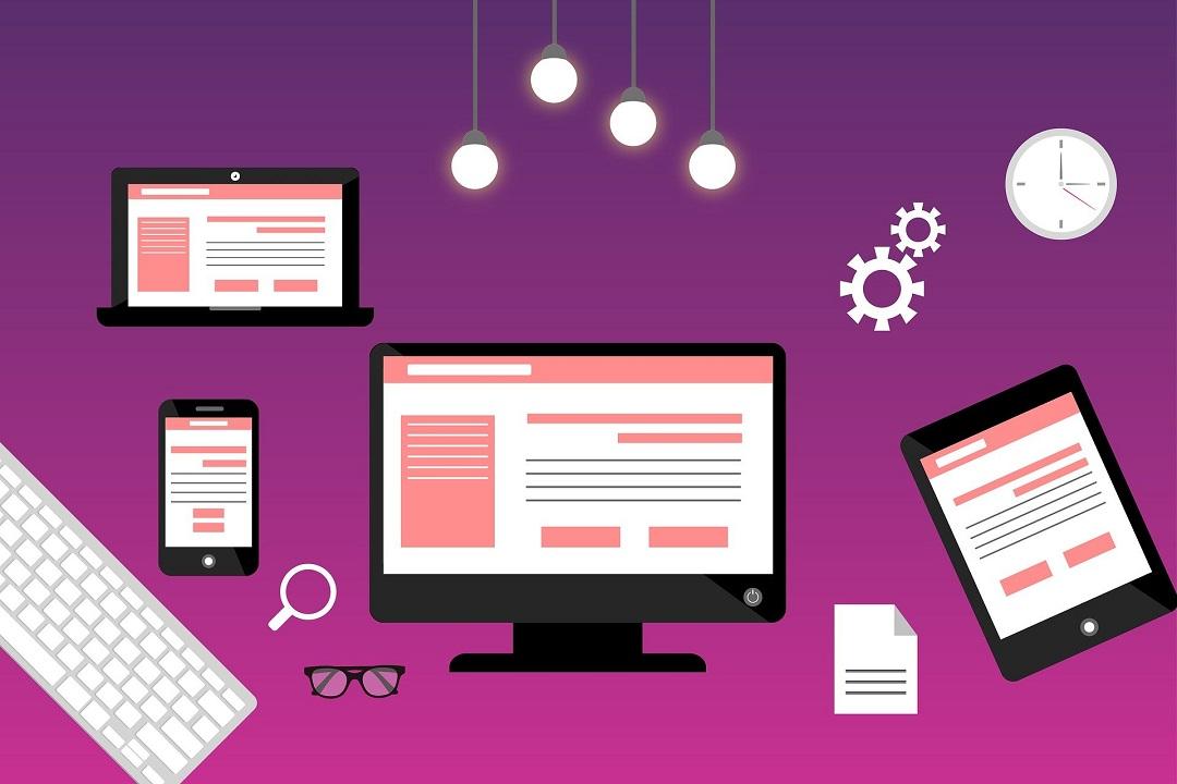 Website responsive creative design-UX Design